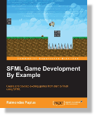 SFML Game Development By Example book cover